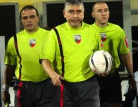 Антон Генов ще свири Левски - ЦСКА