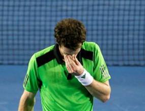 Контузия отказа Анди Мъри от турнира в Дубай