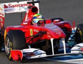 """Ферари остана за """"рекламно видео"""" и още тестове на """"Херес"""""""