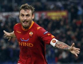 Ман Юнайтед се насочва към Де Роси, ако Скоулс се откаже