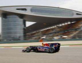 Шанхай удължи договора си с Формула 1