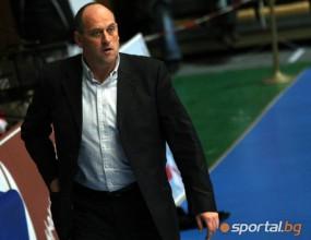 Барчовски доволен от мотивацията на играчите, Маринов отново с проблеми