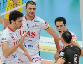 Резултати от 19-ия кръг в италианската волейболна Серия А1