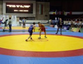България победи Румъния и Тунис в тристранна среща по класическа борба