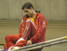 Спас Бухалов пропуска Евро 2011