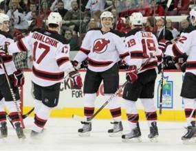 Ню Джърси със седма поредна победа в НХЛ