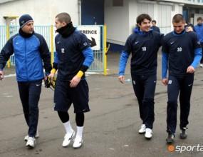 Левски ще играе на помощния терен