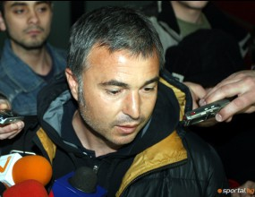 Ясен Петров посочи с колко иска да бие ЦСКА (видео)