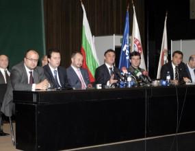 Започваме нови преговори с Румъния за обща кандидатура за Евро 2020