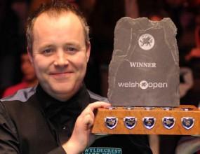 Сълзи от мъка и радост за новия-стар шампион на Уелс (видео)