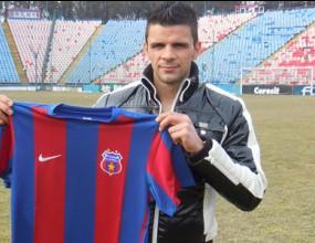 Официално: Вальо Илиев е играч на Стяуа (видео)