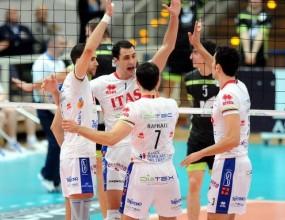 Резултати от 20-ия кръг в италианската волейболна Серия А1