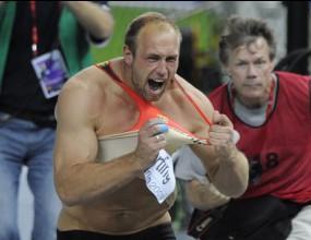 Германските атлети на протест срещу телевизии