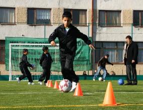 Тотото помага за изграждането на спортна площадка в Стара Загора