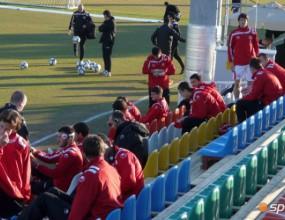 ЦСКА картотекира новите два дни преди дербито