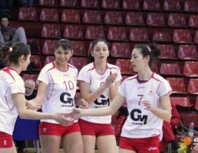 ЦСКА с лесно 3:0 над Академик (Сф) в женското първенство (ГАЛЕРИЯ+ВИДЕО)