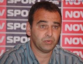 Ники Илиев обиден на Левски