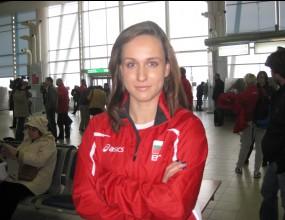 Ефтимова полуфиналистка на 60 м в Париж