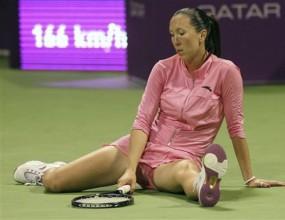 Йелена Янкович на полуфинал в Монтерей