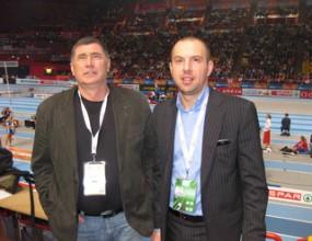 Карамаринов и Павлов вечерят с кмета на Париж