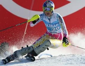 Линдзи Вон спечели купата в спускането