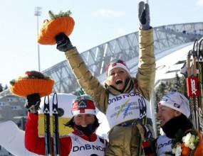 Терезе Йохауг със световна титла в ски-бягането на 30 километра