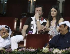 С гаджето в Катар Матеус търсел съперници за националите
