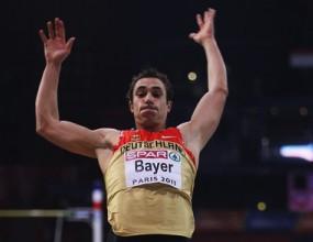Байер отново шампион в скока на дължина, Тамго без медал