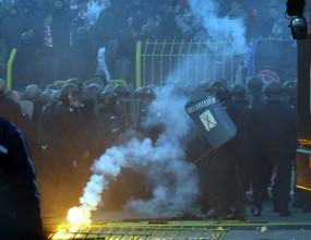 Министър Цветанов и БФС ще умуват как да се справят с хулиганите