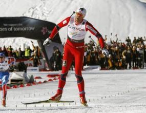 Победа за Норвегия в ски-бягането на 50 км