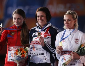 Ветеранки обраха медалите на 3000 м