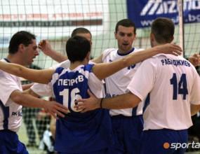 Ботев (Луковит) спечели редовния сезон във Висшата лига, Миньор (Перник) изпадна