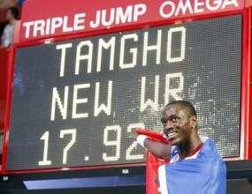 Безпощаден Тамго с нов световен рекорд