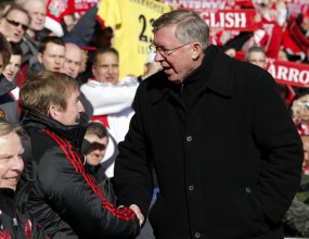 Фъргюсън отказа да говори след загубата от Ливърпул, забранил и на играчите