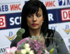 Марина Георгиева-Николова се цели в място сред първите 8 на 500 и на 100 метра