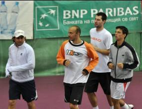 Димитър Господинов: Мачът срещу Кипър зависи  от участието на Багдатис