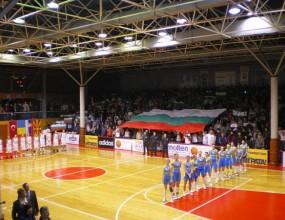 Дунав (Русе) посреща финалния турнир във Висшата лига