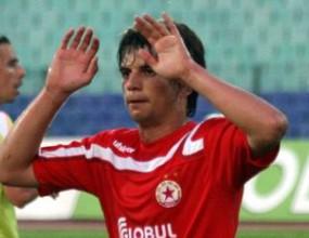 Талант на ЦСКА готов за игра през април