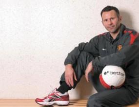 Интервюто на Гигс: Наслаждавам се на футбола повече от всякога