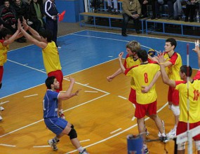 Черно море БАСК излъга КВК Габрово с 3:2 за Купата на България