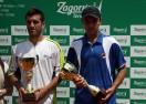 33-годишен румънец триумфира  на Zagorka Tennis Cup в София (видео)