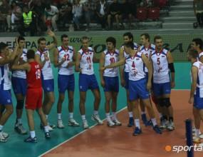 Сърбия пристига у нас със състава си за Европейското първенство