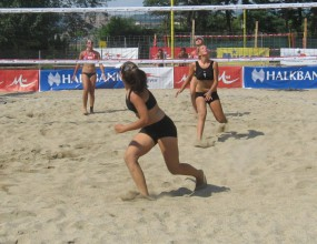 Първи успех за България на Балканиадата по плажен волейбол за девойки