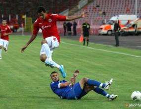 Радуканов извади Платини от групата на ЦСКА