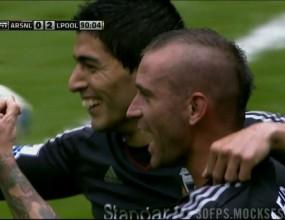 Мейрелеш показа среден пръст след гола на Суарес