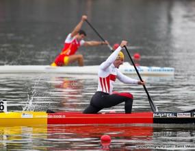 Българите останаха далеч от медалите на 5000 метра по кану-каяк
