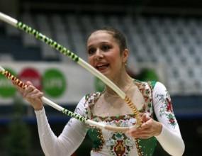 Сребро за Силвия Митева на финала на обръч
