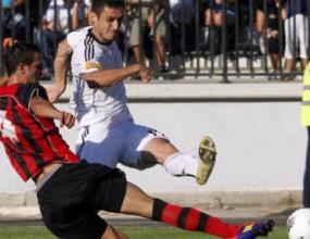 Иван Иванов игра цял мач при загуба на Партизан