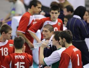 Египет обърна България с 3:1! Юношите попаднаха в по-лесна група (ГАЛЕРИЯ)