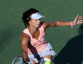 Цвети Пиронкова отпадна от последния турнир преди US Open